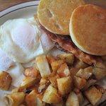The Loggers Breakfast!