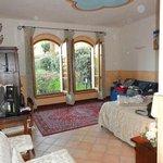 Room at Locanda La Mandragola