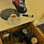 кофемашина в номере