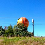 The Peachoid