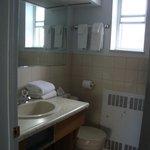 Banheiro razoável