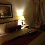 Mikado hotel room on the 2nd floor