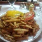 Excellent Burger, Ample Fries