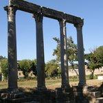 Riez - Roman Ruins