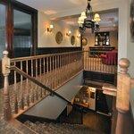 Hall d'escalier