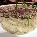 Lovely Crusted Tuna