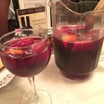 Red Sangria... Delicious....