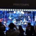 Printemps - Christmas window displays