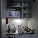 workable little kitchen
