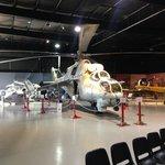 Soviet Mi-24 Hind-D Attack helicopter (circa Soviet-Afghanistan War)