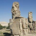 Colossi of Memnon III/III