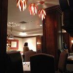 Nice dining ambience