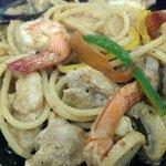 Seafood Oglio