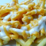 Cheezy Fries