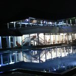 Restaurant n pool area