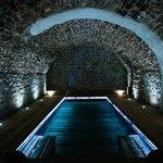 La piscine intérieure: 29° toute l'année!