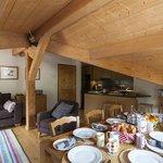 The Tasty Ski Company - Apartment Amandine Foto