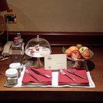 Welcome suite navona