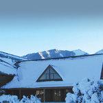 The only winter alpine retreat