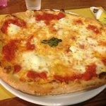 La Pizza Margherita!!