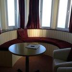 the turrett in honeymoon suite