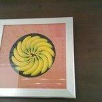 cool banana frame
