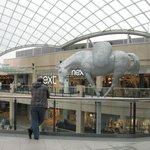 центр Лидса - один огромный магазин