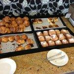 Restaurante- desayuno buffet