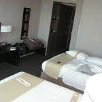 Room itself - is very good