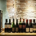 A selection of our Red Wines
