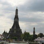 Il tempio dal Chao Praya