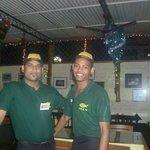 Lovely Fishka staff