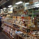 Restocking the shelves