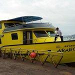The ship Aragon