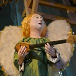 Kerstengel Gebroeders van Limburg Stevenskerk Nijmegen
