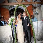 Cerf island Chapel wedding