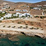 Aerial view of Porto Raphael
