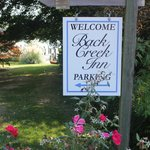 Welcoming you to Back Creek Inn