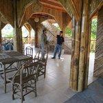 Dining Hall & Observaton Deck