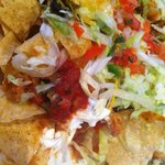 Fiesta Chicken Nachos