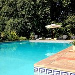 Château Hermitage la piscine chauffée
