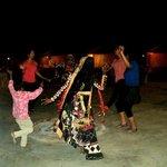 rajasthani cultural program dance group
