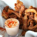 Seasoned Pork Cracklings