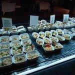 buffet raffiné