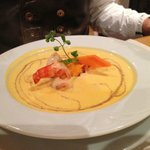 Suppe als Vorspeise