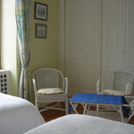 "Suite ""Thomas"" bedroom"