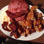 Breakfast for a King!