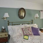 Comfortable rooms, decorated with extra special touches
