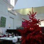 la salle de restaurant l'ASSISE