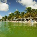 de beach club